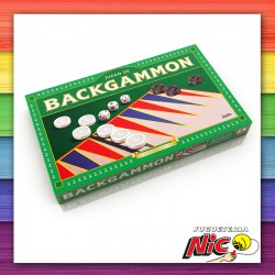Backgammon | 003 Implas