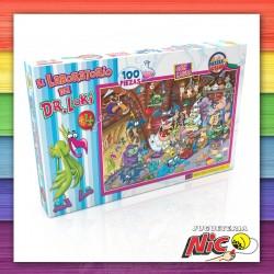 Puzzle 100 Piezas + Buscado...