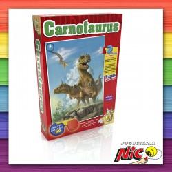 Puzzle 204 Piezas Carnotaurus