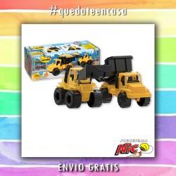 Set Constructor 1 Camion y...