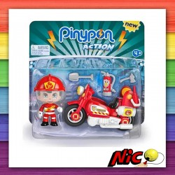 Pinypon Action Moto de...