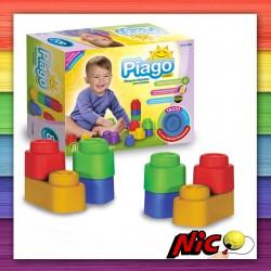 Rasti Piago - 8 piezas.