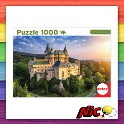 Puzzle 1000 Piezas Castillo...