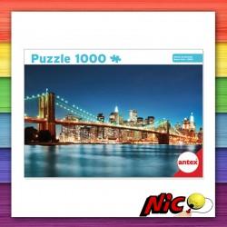 Puzzle 1000 Piezas Puente...