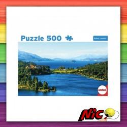 Puzzle 500 Piezas Bariloche...
