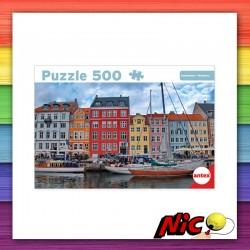 Puzzle 500 Piezas...