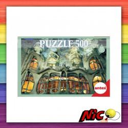 Puzzle 500 Piezas Gaudí...