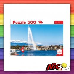 Puzzle 500 Piezas Ginebra...