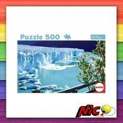 Puzzle 500 Piezas Glaciar...