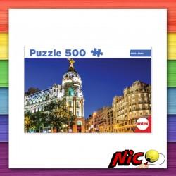 Puzzle 500 Piezas Madrid|...
