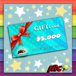 GIFTcard $3000