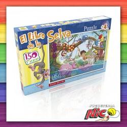 Puzzle 150 Piezas El Libro...