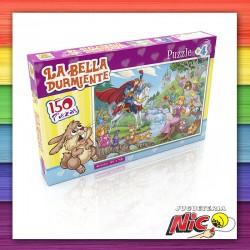 Puzzle 150 Piezas La Bella...