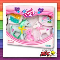 The Sweet Pony x3