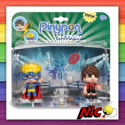 Pinypon Action Pack x 2...