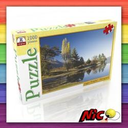 Puzzle 1000 Piezas  Lago...