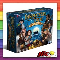 Inspector True La Isla Pirata